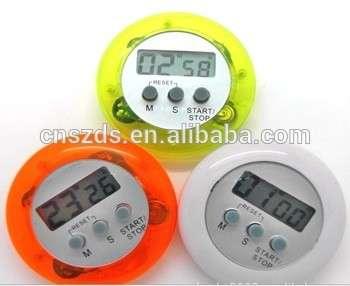 Mini Digital LCD Kitchen Cooking Countdown Timer Alarm Clock Kitchen ...