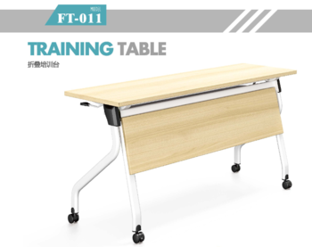 Steel Folding Table Legs Foldable Furniture Training Table Frames - Foldable training table