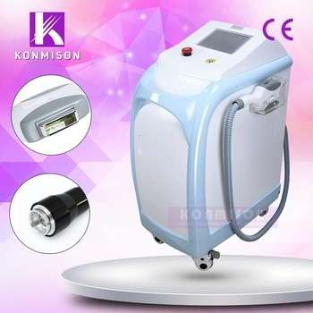 Gold Supplier China Machine Laser Yag Laser Permanent Hair Removal