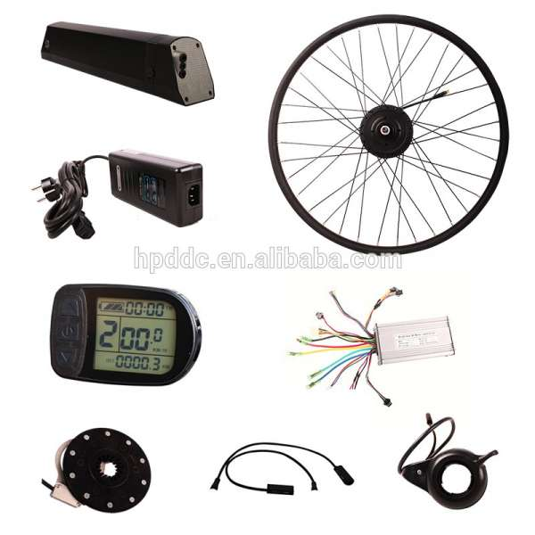 Motor Kits Part Electric Bicycle Wheel Hub Motor Electric Bicycle Parts
