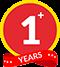 +1 Years
