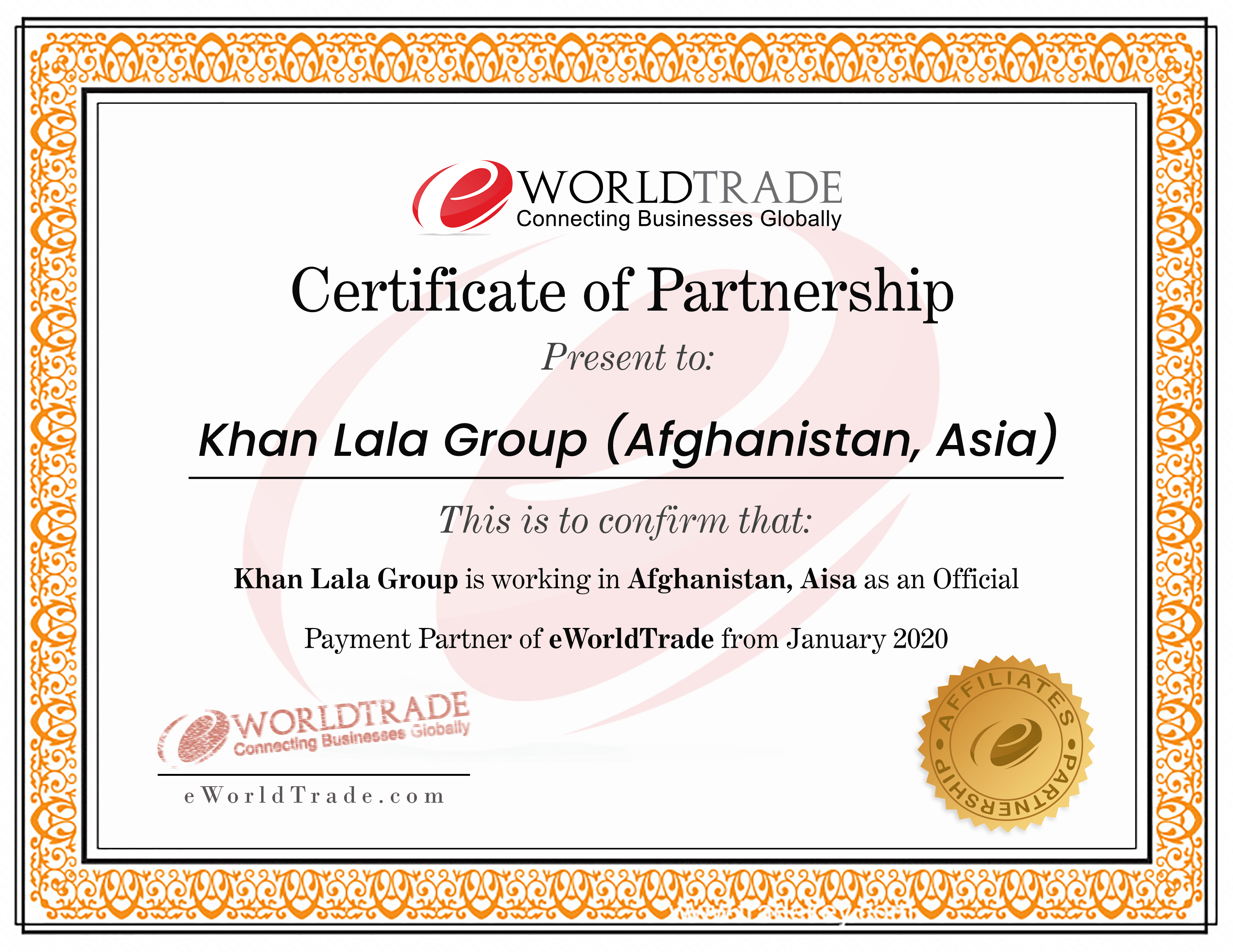 Khan lala Group