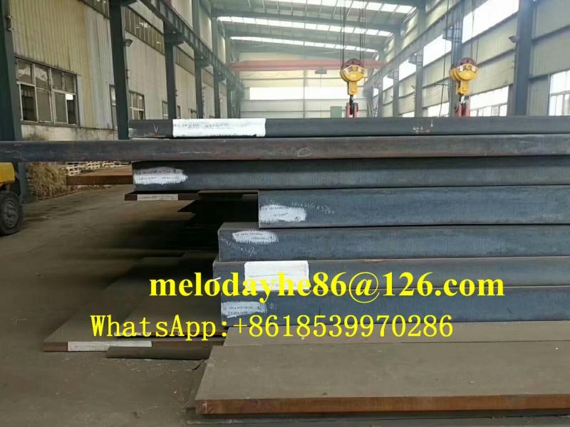 NM360 steel