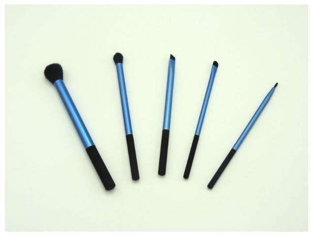 5 pcs makeup brushes set