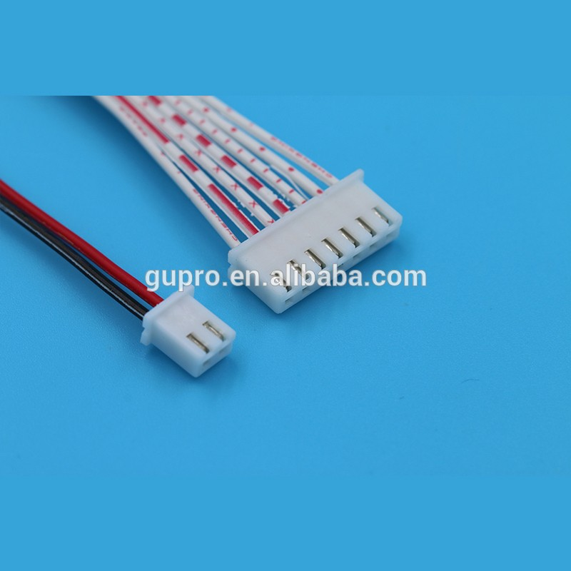 High Quality Factory Supply UL1007-26AWG JST Terminal XHP-2 Custom ...